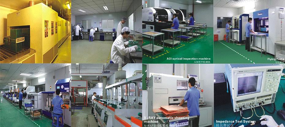 PCB生产线