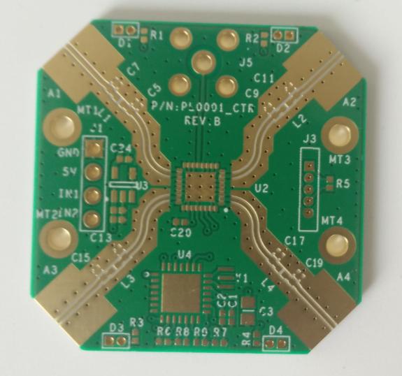 高频板PCB-001