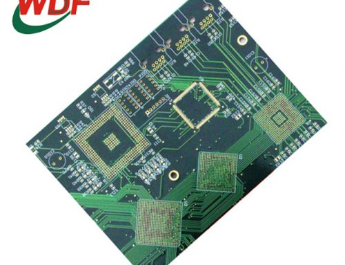 WDF PCB D 087